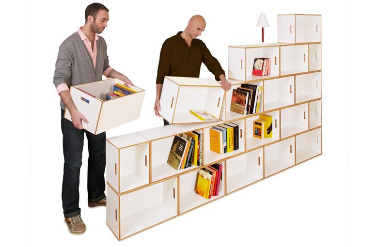 функциональные шкафы в прихожую в стиле хай тек