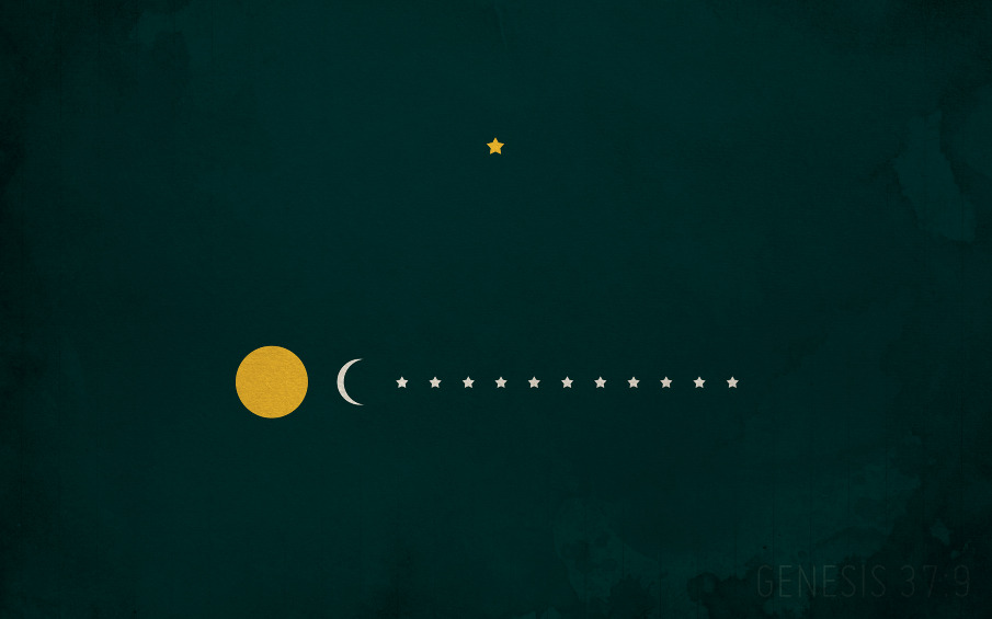 The Sun Moon and Eleven Stars