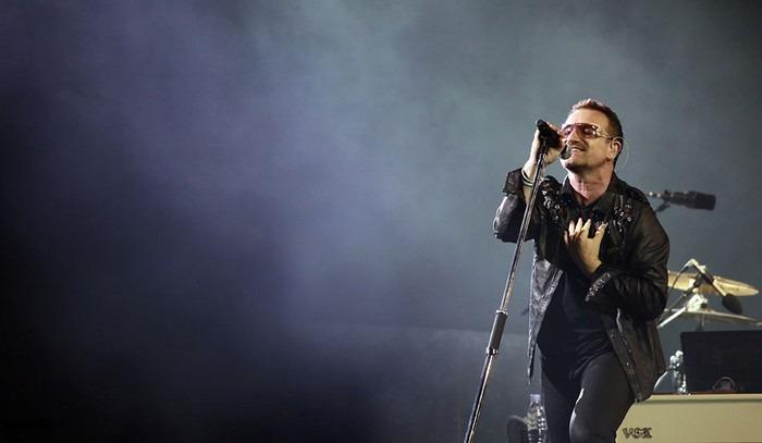 U2 Live - Eric CANTO Photographer
