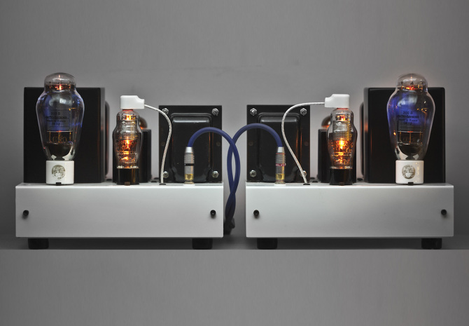 300B tube amplifier - julienlebas com - Personal network