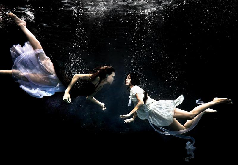 Underwater Fashion Film Underwater Fashion Editorial