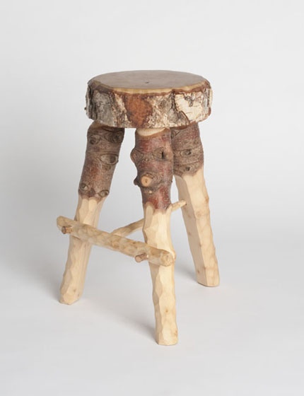 // fabien cappello christmas tree stool
