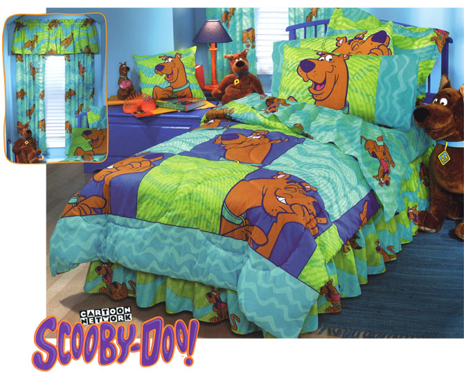 licensed kids bedding