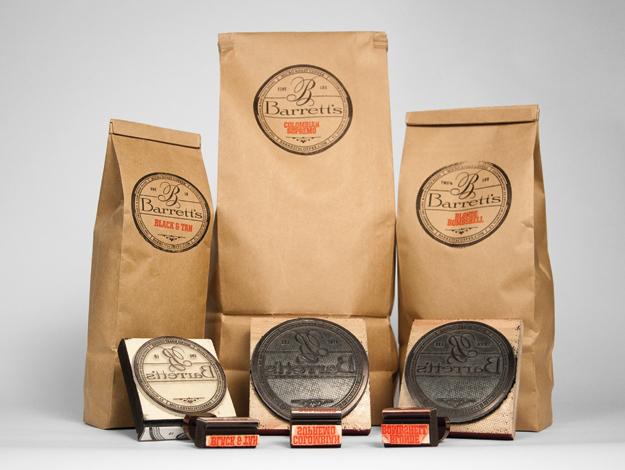 Barrett S Coffee Swanson Design