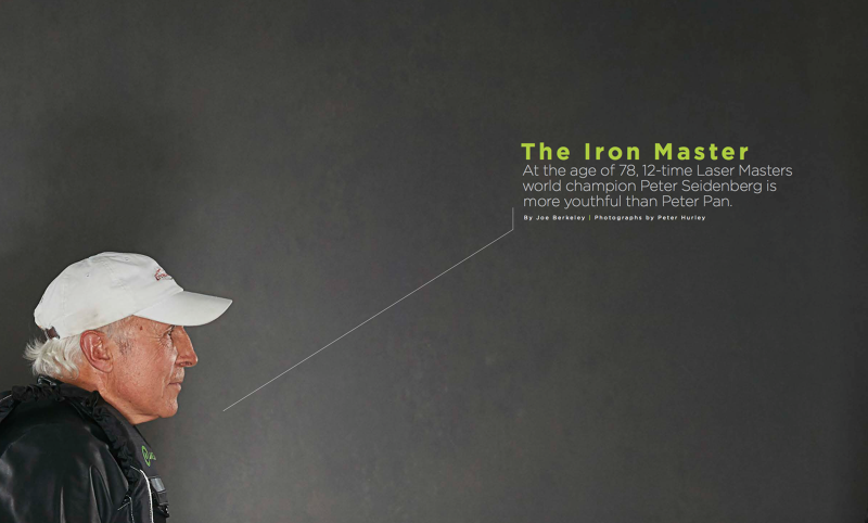 The Iron Master Photo by Peter Hurley Story by Joe Berkeley Sailing World  9 1 2016 16bf91b58fd8