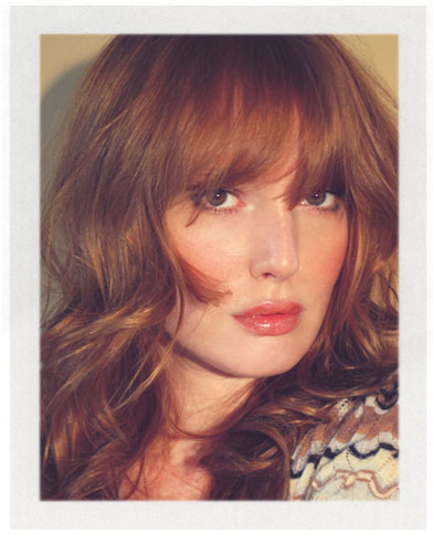 Alicia Witt Wears Dior DiorSkin Sculpt Smoothing concealer #001 Ivory, ...