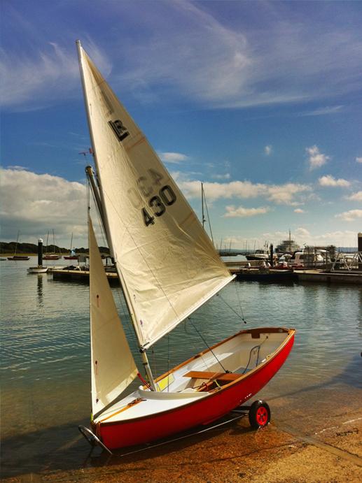 Scow - John Claridge Boats