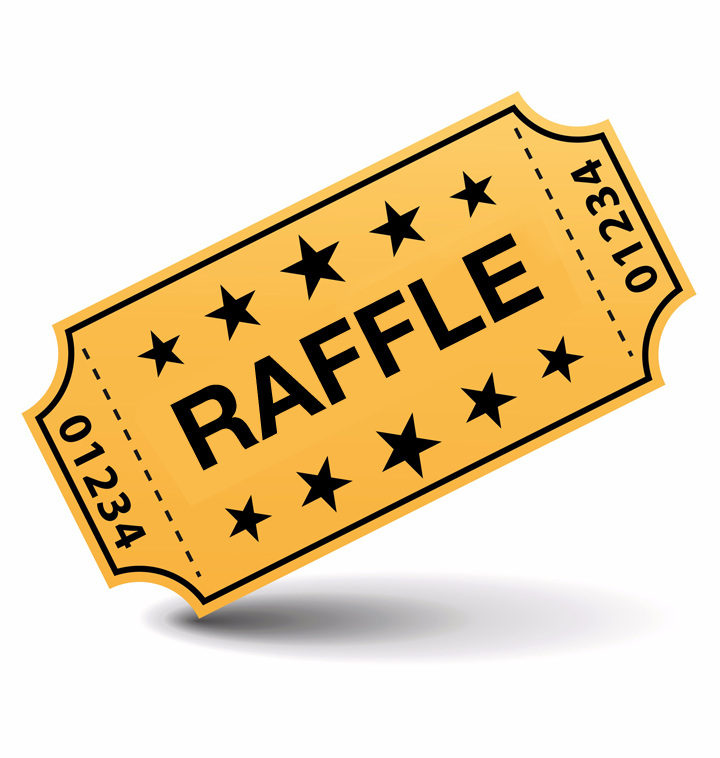 be entered into one of our semester raffles