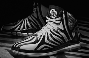 86c3fe3a6e Adidas DRose 4.5. Art Direction