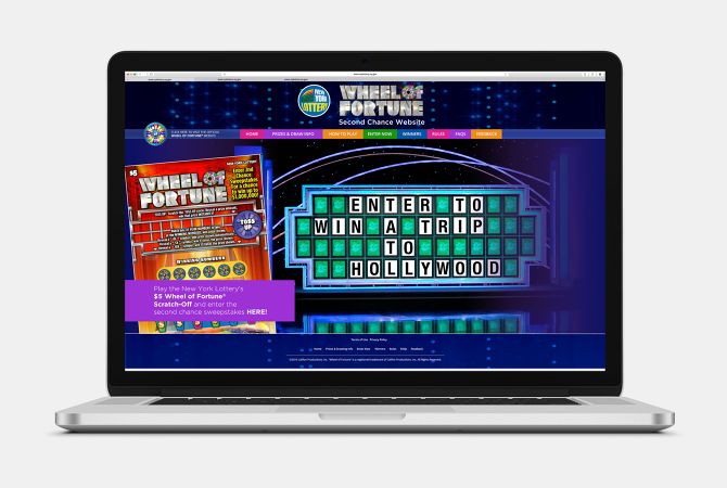 Wheel of Fortune Second Chance Website - Anthony Martinelli