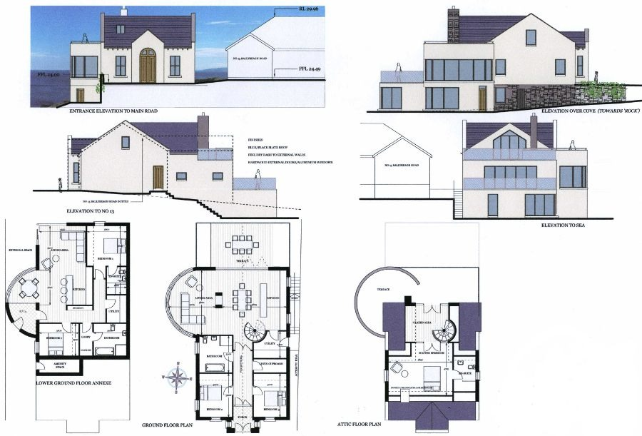 Single Storey House Designs Ireland Idea Home And House