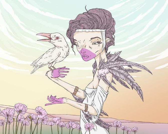 White Crow & Black Swan - Álvaro de Almeida