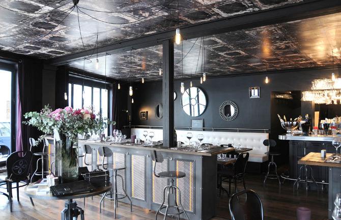 Projets samuel nageotte for Restaurant le garage deauville