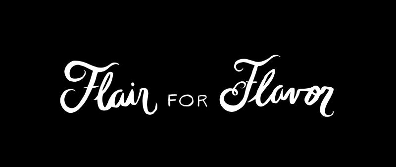 Flair for Flavor - Rachel Sender Graphic Design & Illustration