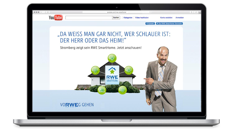 rwe 'campaigns' - jan & niki // freelance creative director team