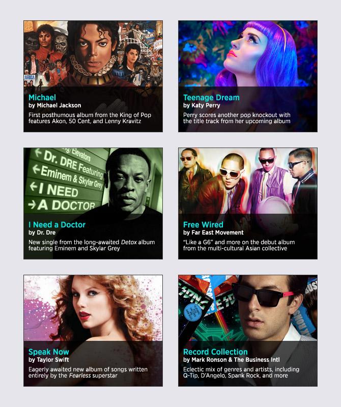 Napster Visual Content - Quoc Do | Graphic Design