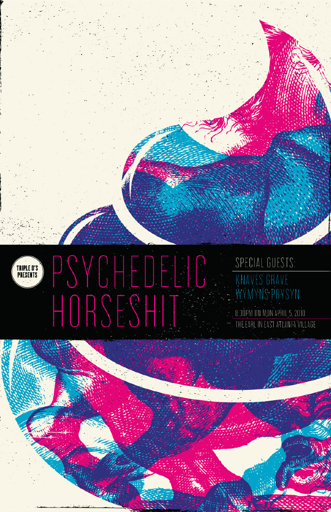 Psychedelic Horseshit - Who Let the Dogs Out?