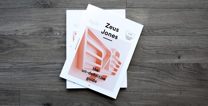 Zeus Jones Employee Handbook - Mike Rook
