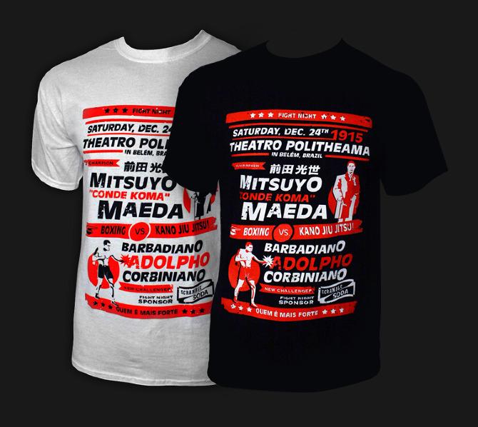 Fight Night - T-shirts - msmart - Personal network bc86e4f74