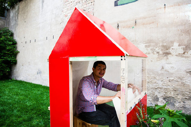 the smallest house in the world one euro per night