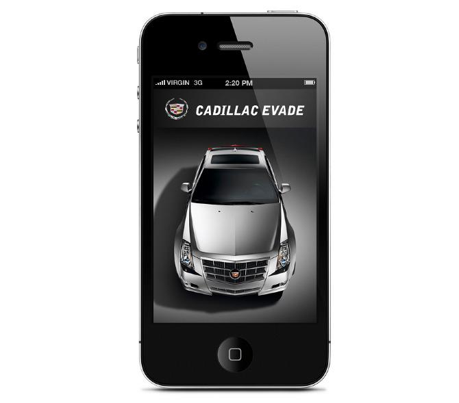 Cadillac Evade App - OT / AD