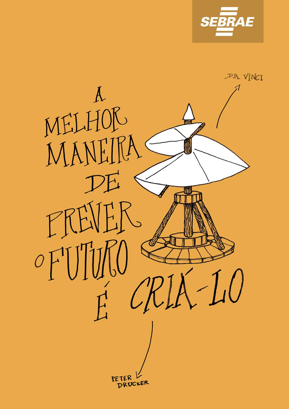Posters Sebrae Portfólio Do Gabriel Figueiredo