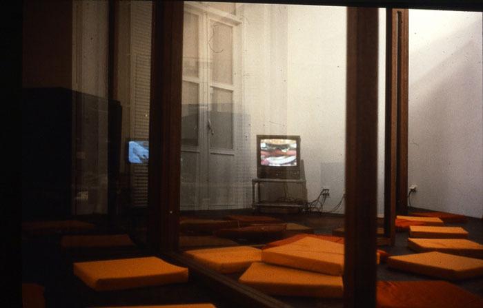 DAN GRAHAM - MUSEO