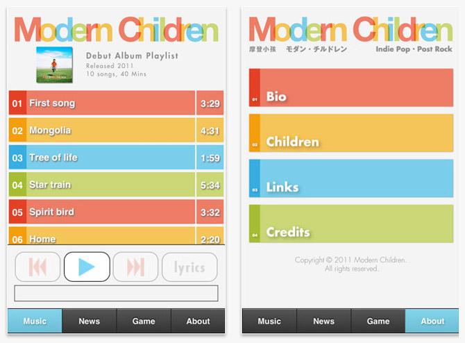 Modern-Children