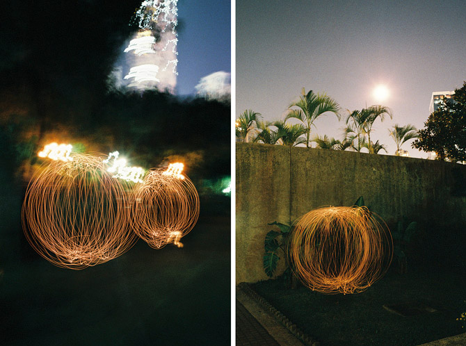 light-painting