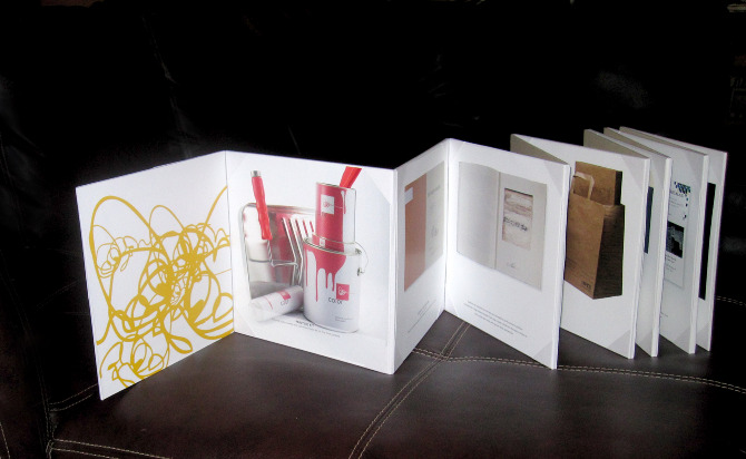 Portfolio Book Ransom