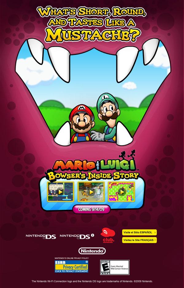 mario and luigi bowsers inside story enemies