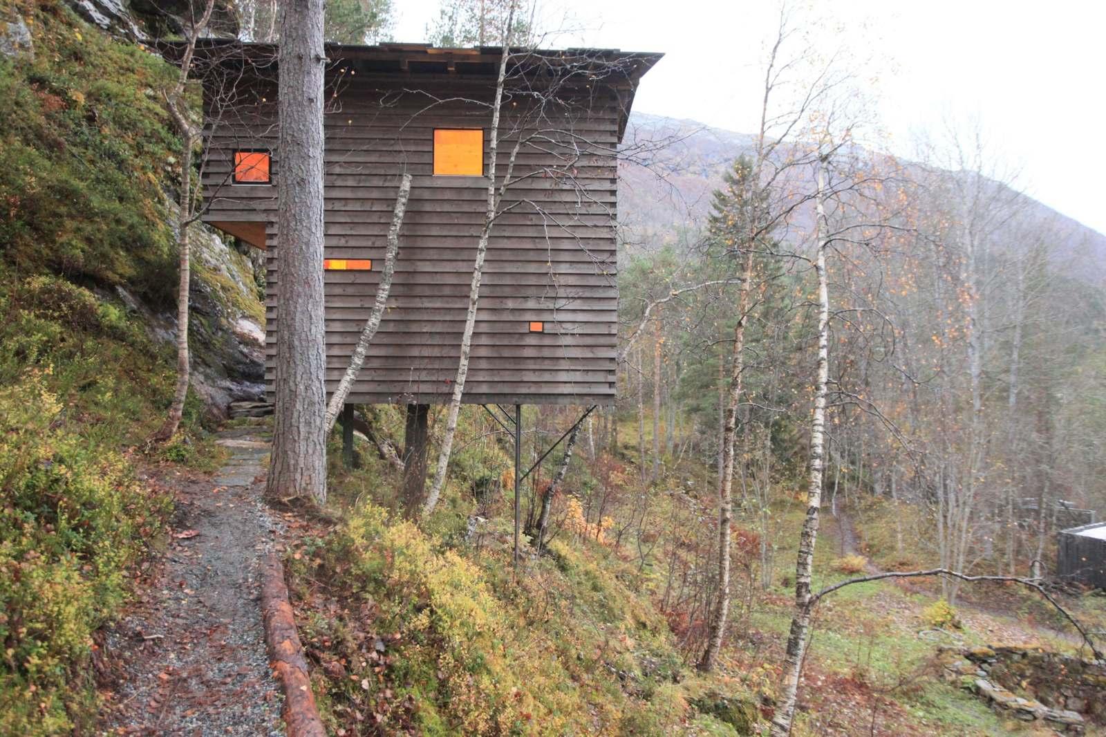 Juvet Landscape Hotel Second Phase Jensen Skodvin