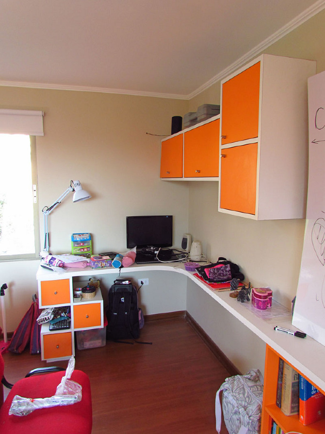 Muebles sala de estudio emiliofuentes for Muebles para estudio