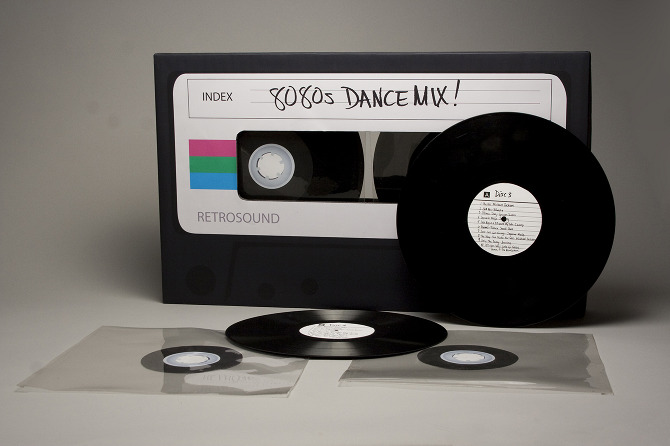 8080s Dance Mix Box Set - Hannah Mac