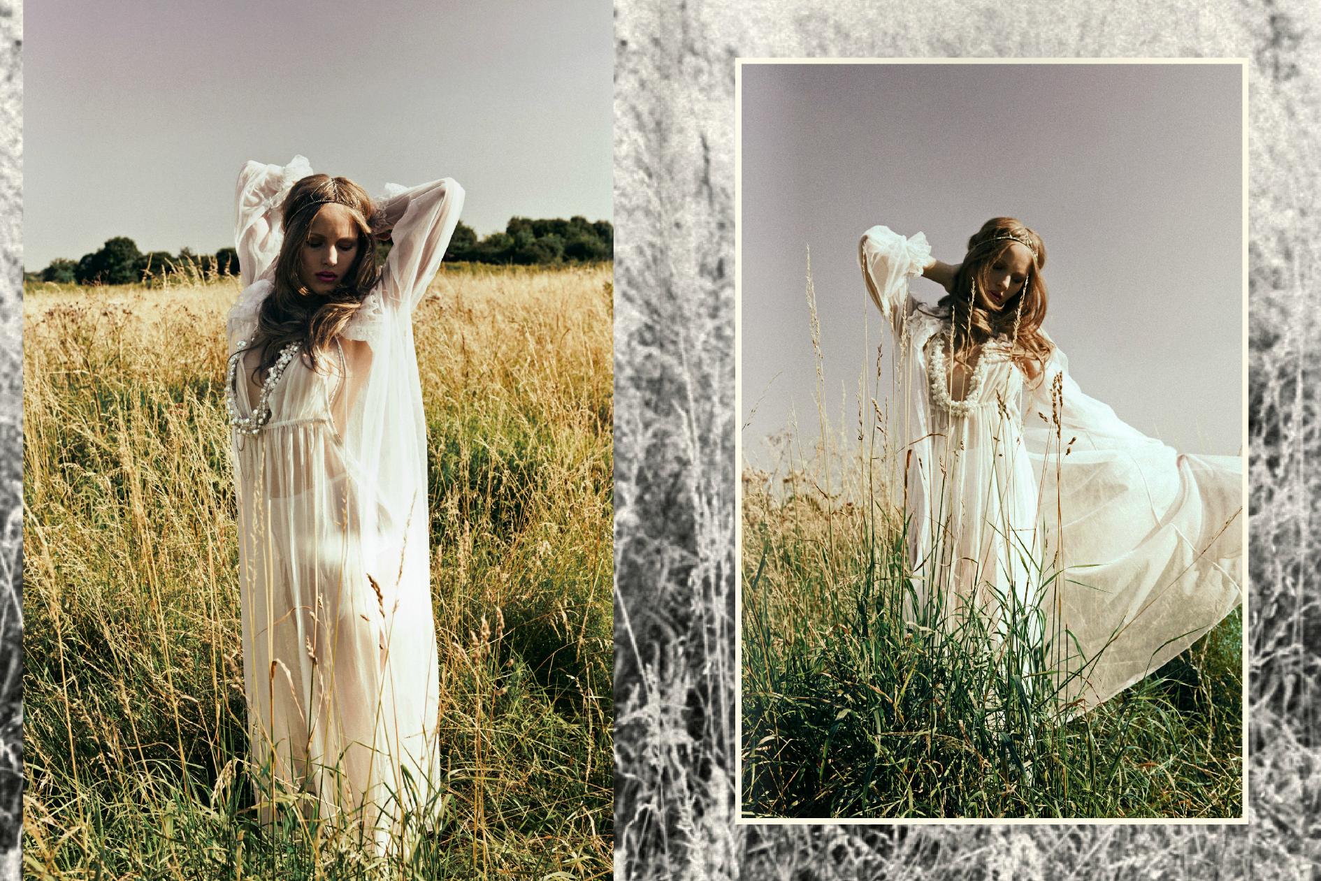 subMISSION Magazine - Issue Zero | The Ethereal - Homaira Kavde