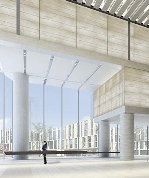 INTERIOR DESIGN FOR THE BANK OF CHINA 2015. Concept Design For HIT ADRI.