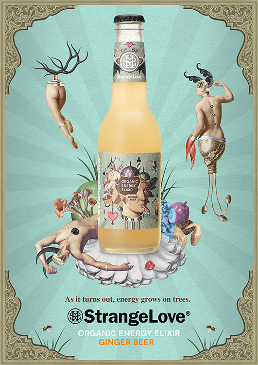 strangelove organic energy drink