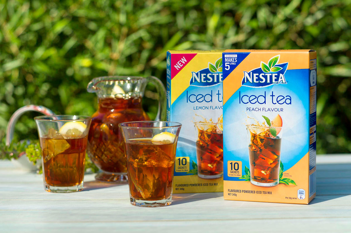 Nestea Iced Tea Jaimeelowe Lemon From Other Products On The Shelf However Despite Limited Room For Creativity I Found Leading Of This Particular Project To Be