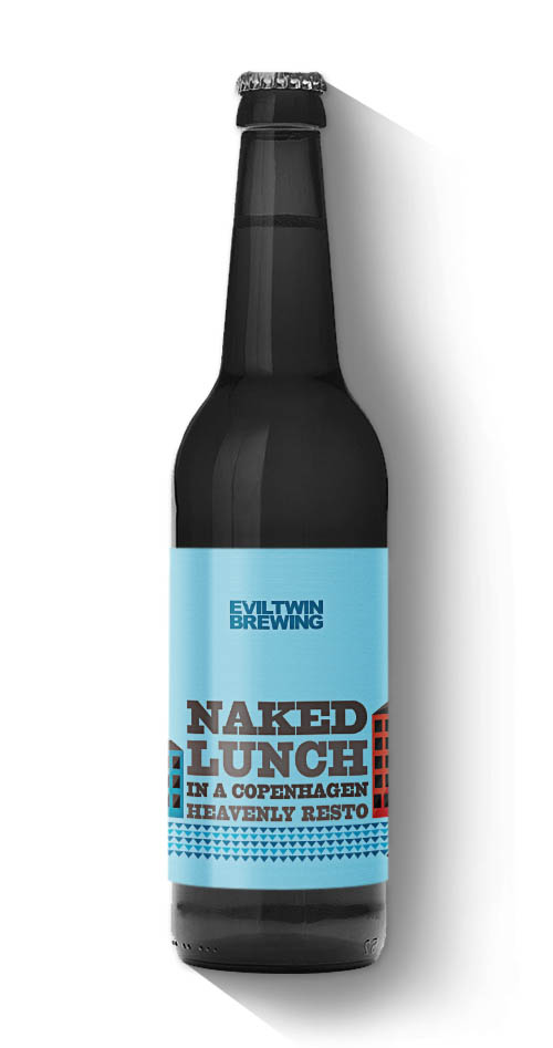 Naked Lunch IACHR - Evil Twin Brewing
