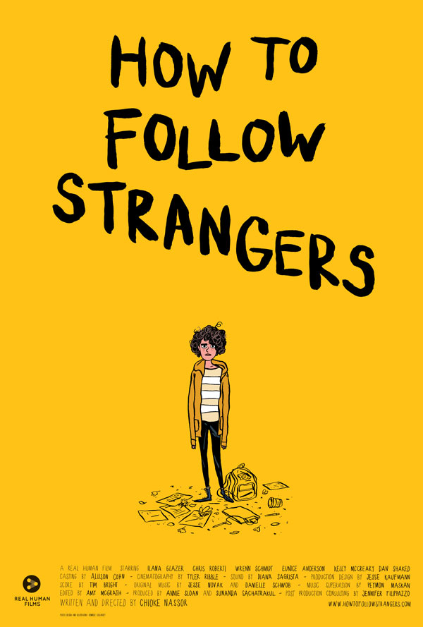 How To Follow Strangers Domitille Collardey