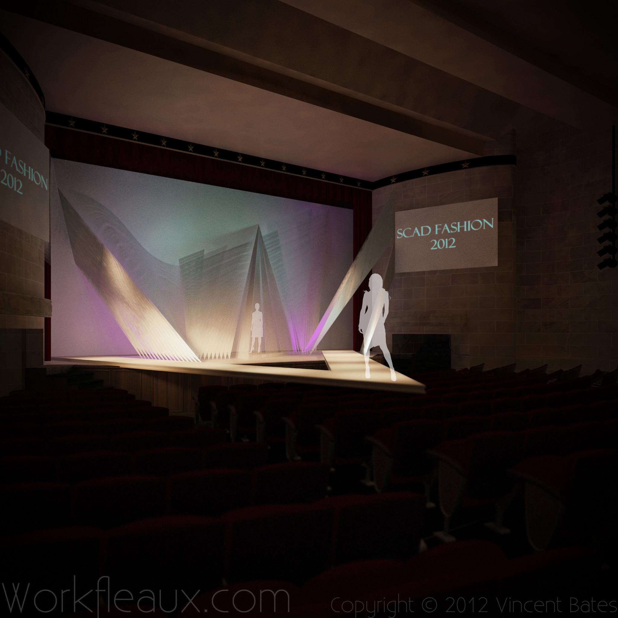2012 Scad Fashion Show Workfleaux