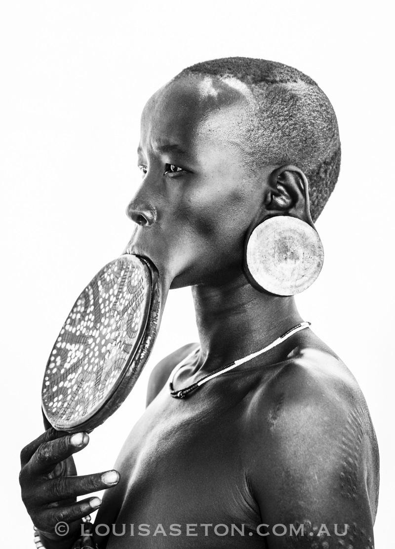 Portrait african fine art louisa seton photography