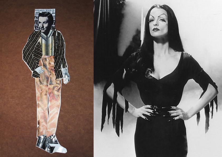I < 3 Ed Wood // Costume Design - maratkovich