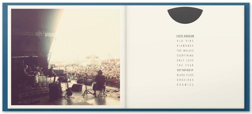 Ben Howard - Every Kingdom Deluxe - O HELLO