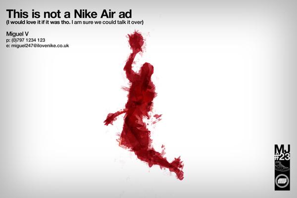 Nike Air Jordan Ad Personal Work Zforvazquez