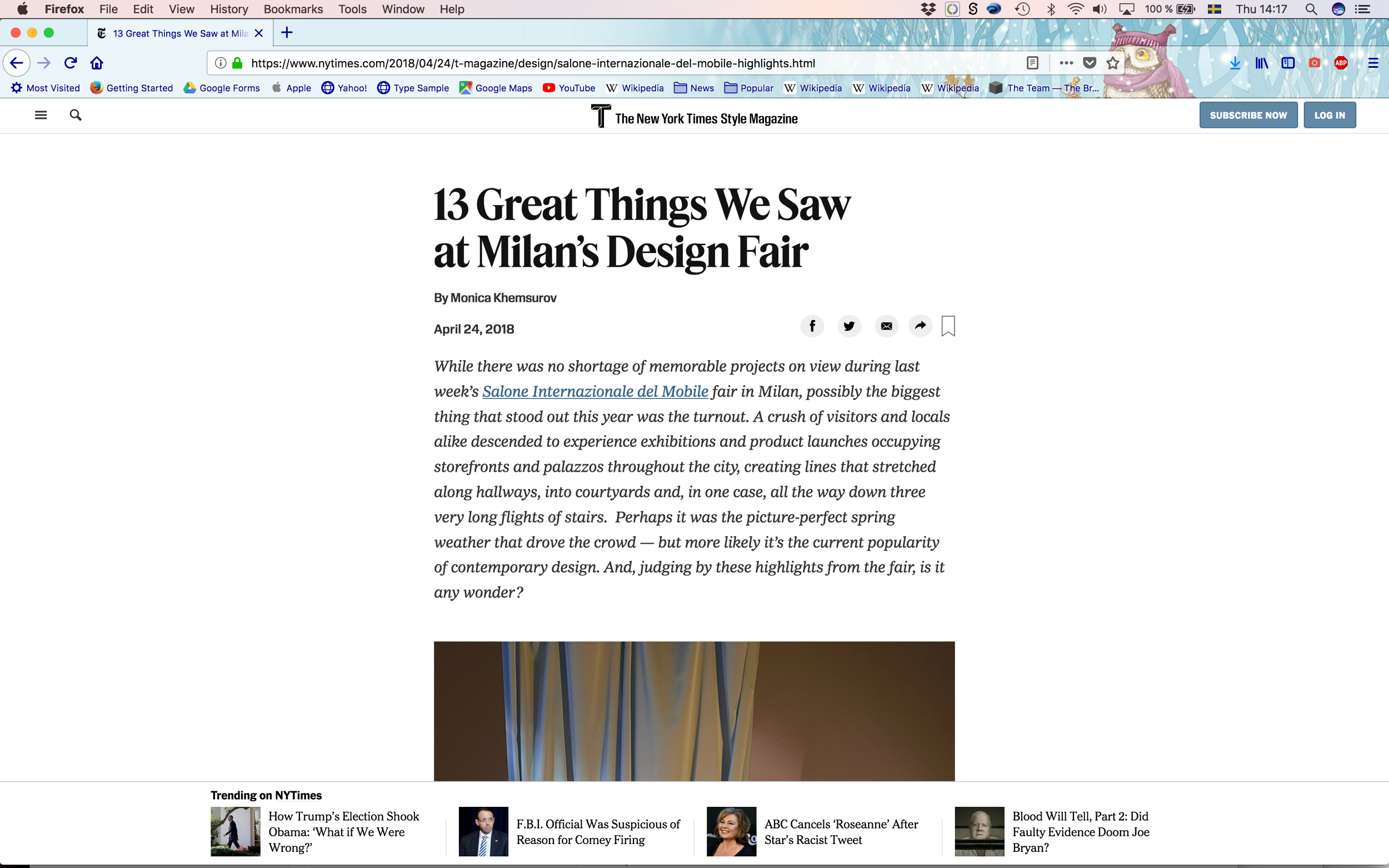 Reading Between Lines In New Yorkers >> Structures On New York Times Studio Greiling