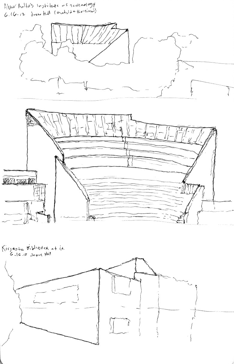 sketches europe portfolio Home Fuse Box Wiring
