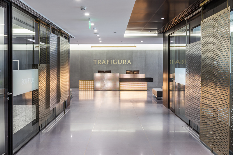 Trafigura - Philippe Calia | Photography + Film