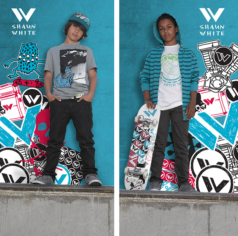Shaun White For Target Clothing 201112 Eric Vermilyea