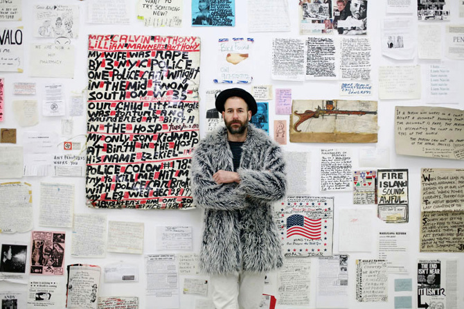Kenneth Goldsmith These Lists